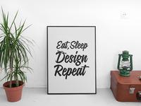 Eat, Sleep | Design | Repeat