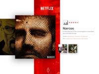 Netflix - Re-vamp #AboveTheFold