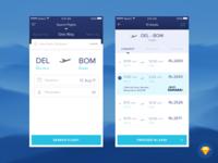 Flight Booking App ✈