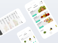 Grocers User Interface Design - #1