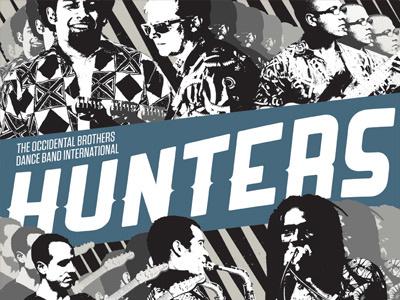 Hunters  album cover