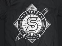 SPD T-shirt Print Black