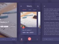 Cerita Story Blog App