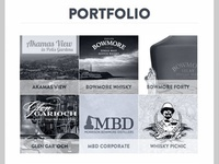 Portfolio in Monochrome