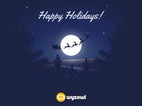 Happy Holidays Dribbble