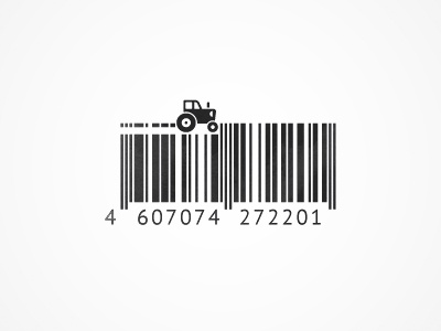 Barcode design by Egor Myznik on Dribbble