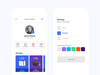 AI App - User Profile