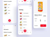 Auchan redesign concept - catalog