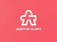 Agents De Talents Logo