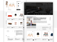 Maison & Plaisir ecommerce project