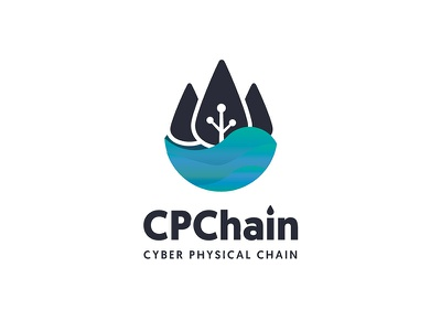 CPChain Crypto fan logo internet of things iot blockchain crypto contest logo cpchain