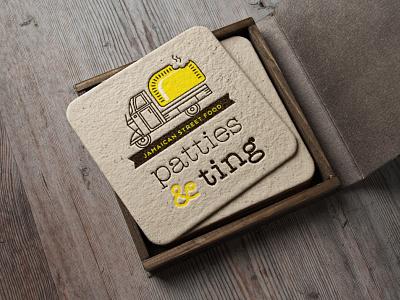 Street food logo option restaurant logo restaurant branding restaurant design vector logo logo design branding