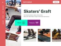 Skate Habour