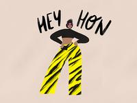 Hey Hon