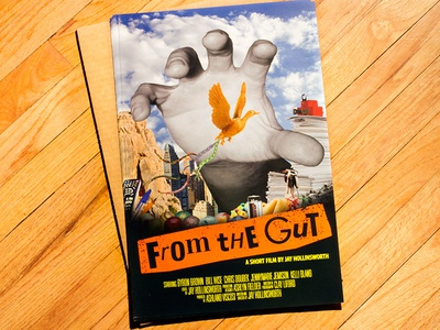 From the Gut mini one-sheet