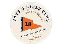 Boys & Girls Club Sports League