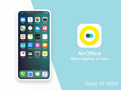 App Icon - #005 #Dailyui dailyui app icon
