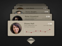 Daily UI: Leaderboard (Day 19)