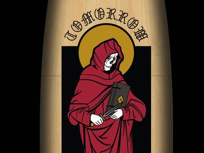 Dagger Priest Skate