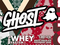 Ghost Christmas Whey