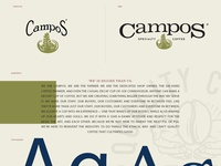 Campos Coffee Rebrand