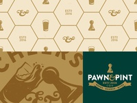 Pawn & Pint Brand Elements