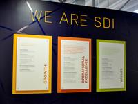 Interior Installation for SDI