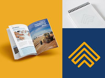 LBSH Branding + Identity art direction identity brochure minimal directional branding icon logo