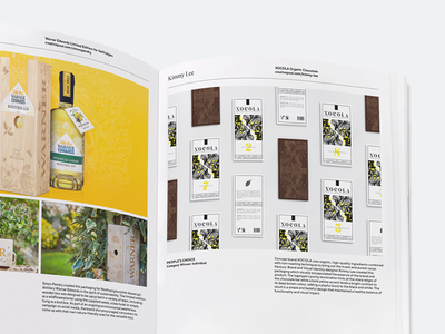Creativepool Annual 2019 vector packaging design creativepool award book yellow chocolate cacao typography color packaging design visual identity logo illustration identity branding type