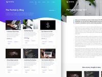 Blog Grid & Post
