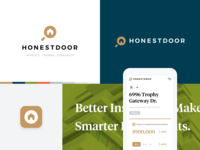 HonestDoor Branding