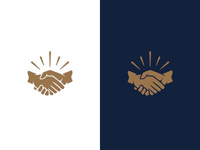 Handshake #2 coffee vector icon illustration symbol icon symbol branding brand hands handshake logo