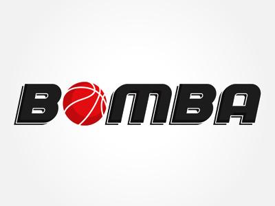 Bomba logo bomba basketcamp