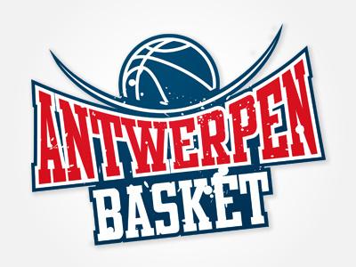 Antwerpen Basket logo antwerpen basket