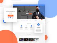 Digital Goods Market Place (EDD) Website Design