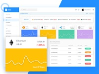 Dashboard - Crypto Currency