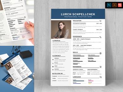 Resume CV Template-52