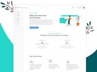 401(k) Landing Page