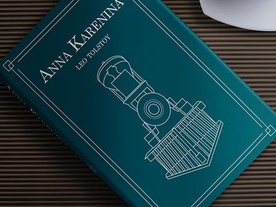 Anna Karenina Book Design