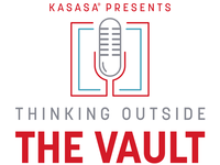 Logo for the Kasasa podcast