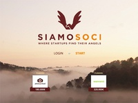 Homepage of Siamosoci