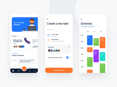 To do app planning dashboad admin time management mobile app to do app process showcase dailyui user interface typography layout creative minimal concept schedule create to do list timeline