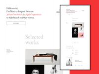 Designer - Porfolio