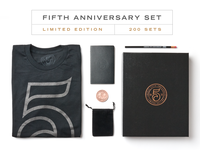 Ugmonk 5th Anniversary Set