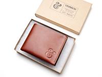 Minimalist Wallet Packaging