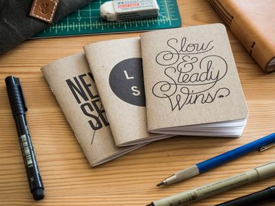 Mini Sketchbook Set ugmonk sketchbook product photography paper goods