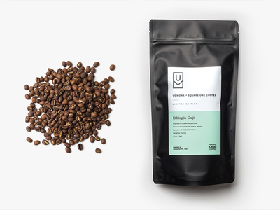 Ugmonk Coffee Packaging pouch bag label food coffee packaging packaging coffee ugmonk