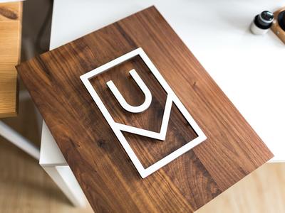 Ugmonk Logo Sign