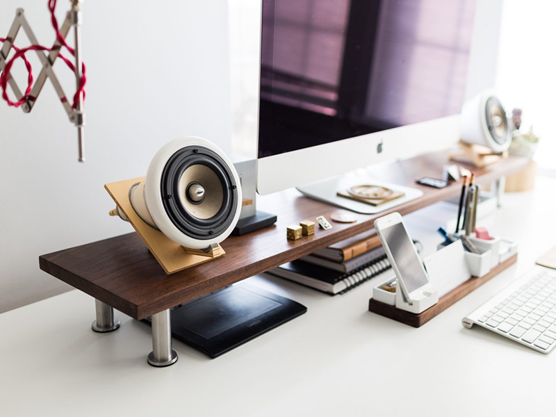 Custom Diy Monitor Stand By Jeff Sheldon Dribbble