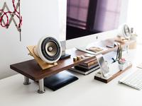 Custom DIY Monitor Stand